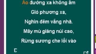 TREN 4 VUNG CHIEN THUAT karaoke