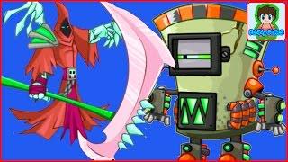 Игровой Мультфильм для детей про БОИ и СРАЖЕНИЯ Tower Conquest от Фаника 23