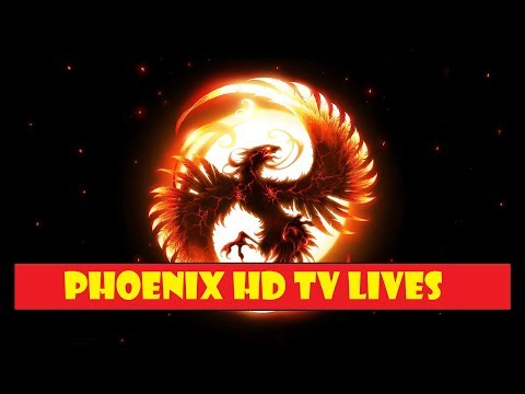 Phoenix Tv HD Lives ! Brand New !