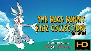 BUGS BUNNY HD 4K VIDEO COLLECTION Vol. 1 - Looney Tunes & Merrie Melodies