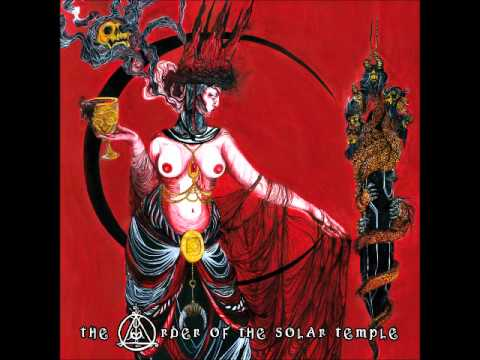 The Order Of The Solar Temple - Pale Horse