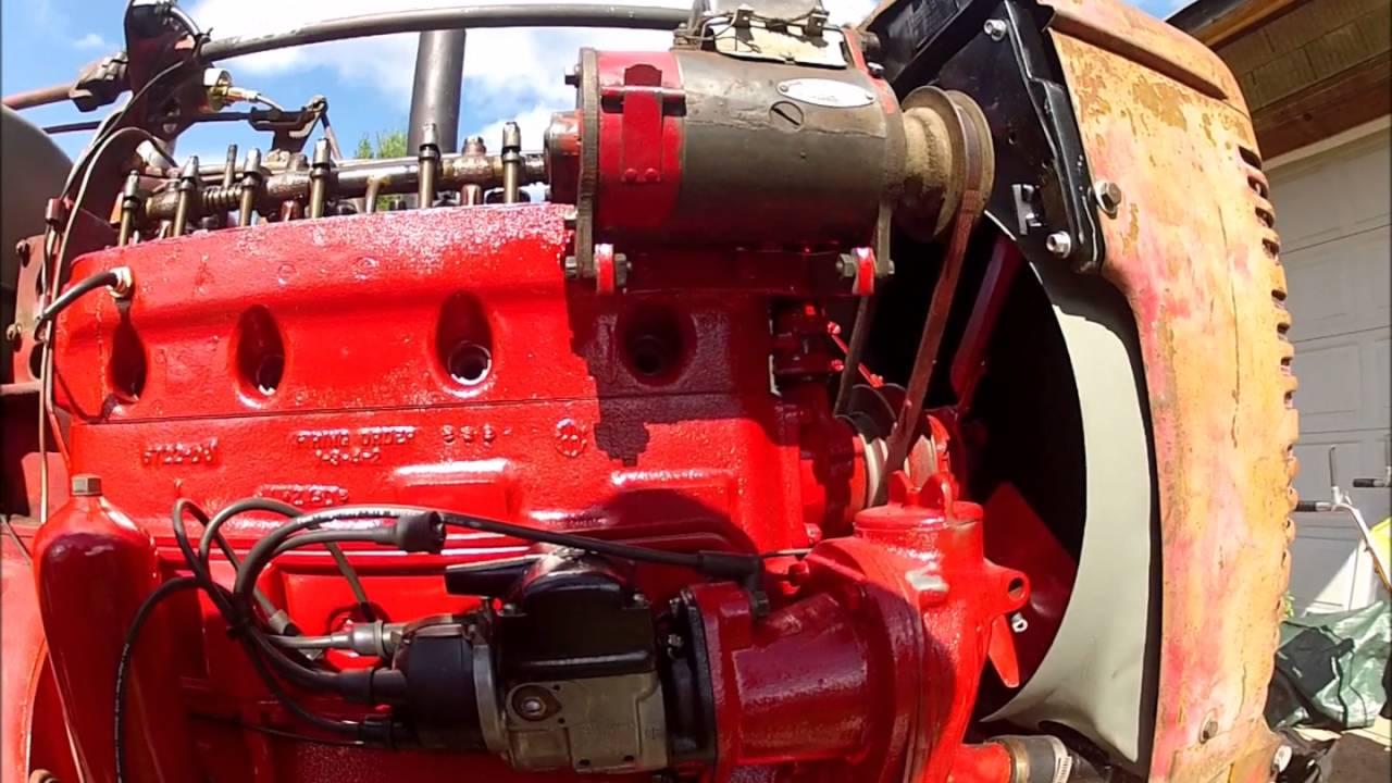 medium resolution of 1947 farmall m episode 16 youtube rh youtube com 9n firing order farmall m engine diagram
