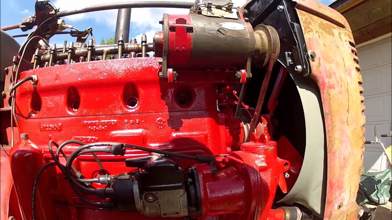 hight resolution of 1947 farmall m episode 16 youtube rh youtube com 9n firing order farmall m engine diagram