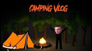 My Camping Trip Travel Vlog