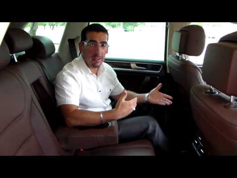 Payne Mission Volkswagen, 2014 Volkswagen Touareg Lux, Live Demo