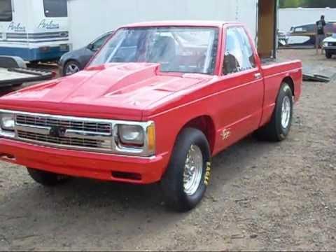 1985 Chevrolet S10 Youtube