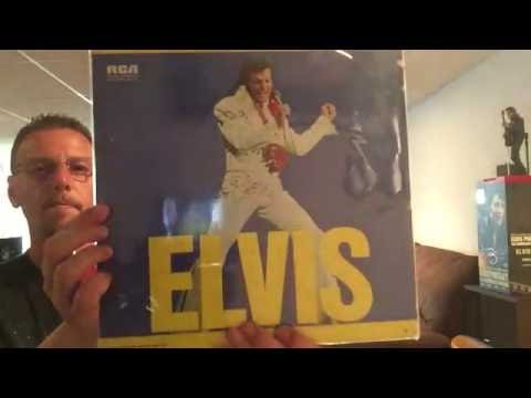 Elvis Presley Vinyl LP Record Collection 1956-1977The King's Court