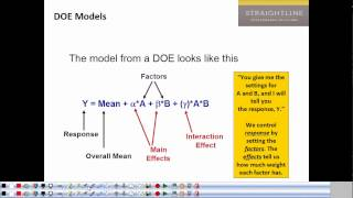 Lecture 11 Intro to DOE