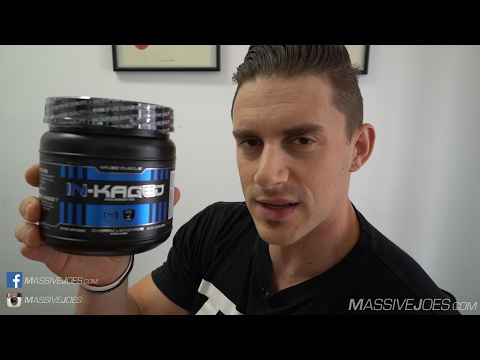 Kaged Muscle IN-Kaged BCAA Intra-Workout Supplement Review - MassiveJoes.com Raw Review
