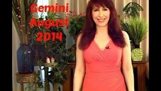 Gemini August 2014 Astrology