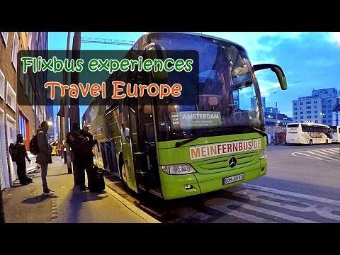 GoNoGuide Tips #69 - บัส เดินทางทั่วยุโรป ราคาถูก l Flixbus Experiences l Travel Around Europe l
