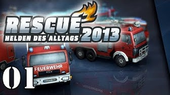 Rescue 2013 - Helden des Alltags - Vollversion - #01 - Gameplay - deutsch [german] [HD]