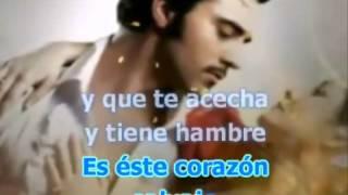Cristian Castro - Dame la llave de tu corazon Karaoke