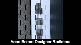 Aeon Bolero Designer Radiators - Banyo(Aeon Bolero Designer Radiator - Banyo http://www.banyo.co.uk A necessity in modern apartments and houses, this Designer Radiator by Aeon is a ..., 2015-06-19T06:07:19.000Z)