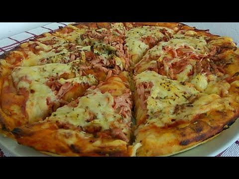 Download Pizza recept -  Najbolje tjesto za pizzu