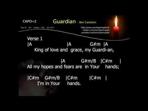 Guardian - Ben Cantelon Karaoke, instrumental, cover
