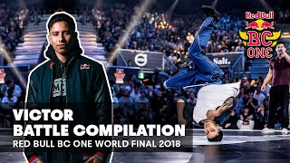 Kompilacja setów z Red Bull BC One World Final 2018 - BBoy Victor