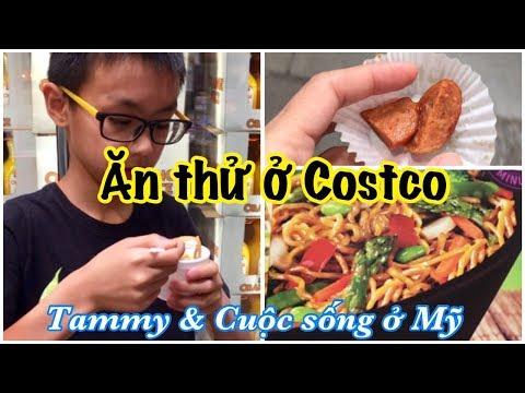 Ăn Miễn Phí Ở  Siêu Thị Mỹ  Costco - Cuộc Sống ở Mỹ -  Ăn Free ở Costco