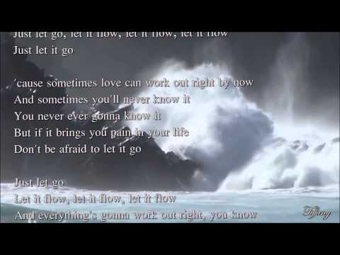 Let It Flow ~ Toni Braxton