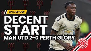 Manchester United 2-0 Perth Glory | Paddock Review | United Tour 2019