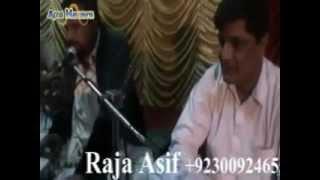 Hindko Pahari Maheye - Live Performance By Legend Singer Ashraf Hazara