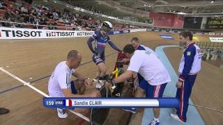 Video Women's 500m Time Trial - 2013 UCI World Track Championships download MP3, 3GP, MP4, WEBM, AVI, FLV Juli 2018