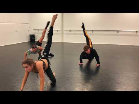 Danny Williams. Dance Force Australia