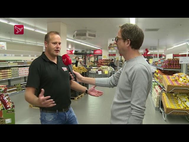 Weer nieuwe supermarkt in Schippergarage Almere