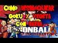 NUEVOS CODIGOS GOKU CON BARBA Y VEGETA + GOKU MAL ANIMADO - DRAGON BALL Z RAGE REBIRTH 2