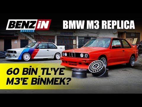 VLOG   BMW E30 M3 Replica   E30 M3 mü alıyoruz?   Esgaraj ziyareti