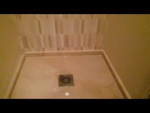 Lekkage Afvoer Badkamer : Lekkage badkamer verkeerde afvoer water douche youtube