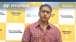 Hyundai Santa Fe | Review | Zigwheels - Vikrant Singh