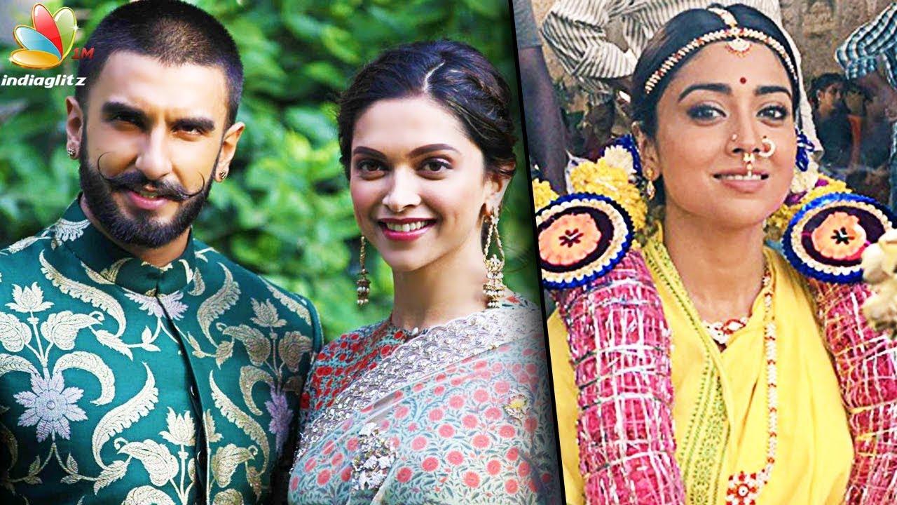 Deepika Padukone And Shriya Saran, All Set For Marriage