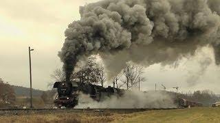 Plandampf Werratal 2013 - 85 Jahre Baureihe 44