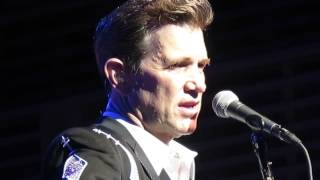 Perfect Lover, Chris Isaak, Sonoma State University, Rohnert Park, CA