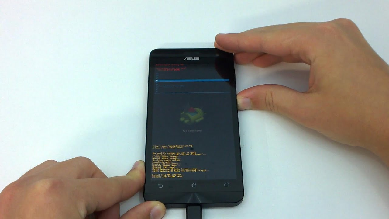 Tutorial How To Flash Asus Zenfone 5 Cn Tw To Ww Firmware En