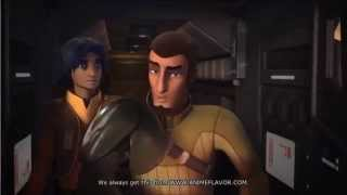 Star Wars Rebels (if today was your last day)