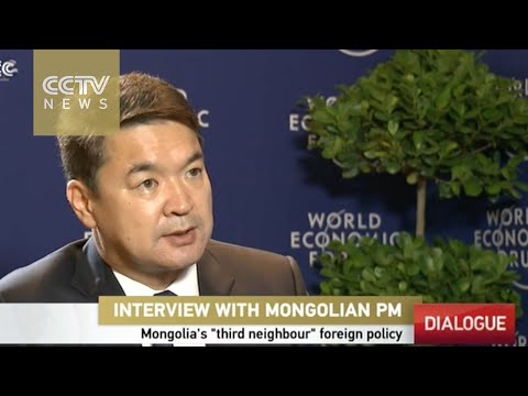 Interview with Mongolian PM Chimed Saikhanbileg