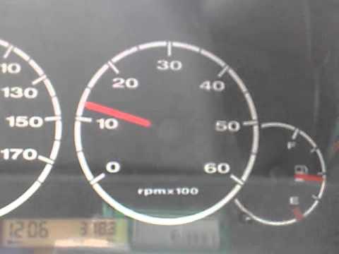 Расход топлива Peugeot Boxer 2.8 HDI.mp4