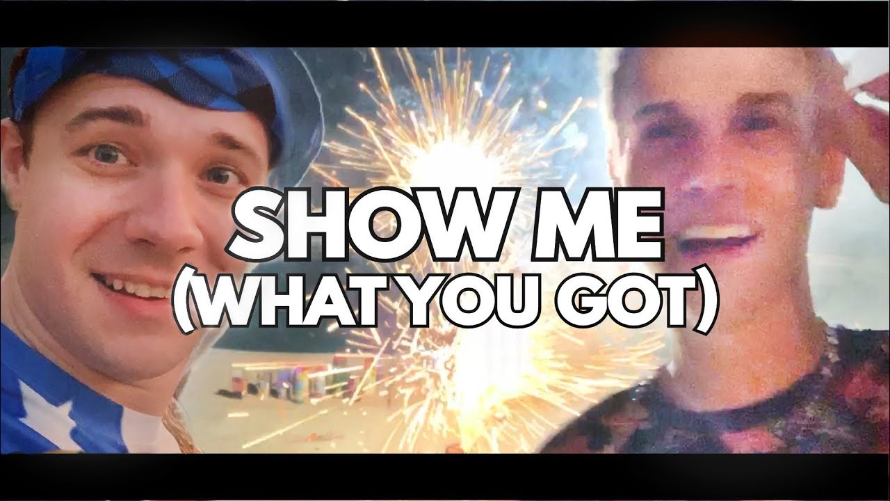 SHOW ME (What You Got) - (Original Song) Black Gryph0n & Baasik