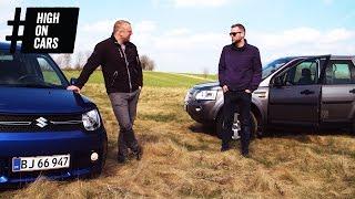 Race: Suzuki Ignis Allgrip vs. Land Rover Freelander