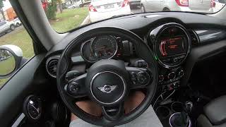 PRIMEIRO ROLE COM O MINI COOPER MANUAL!!!