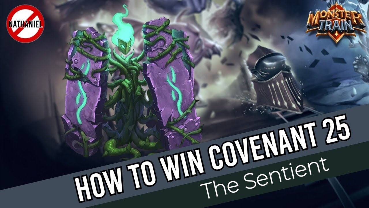 Download How to Win Covenant 25 (Ep. 2) -  The Sentient [Monster Train]