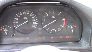 BMW E34 525 TDS Замена датчика температуры воздуха Настройка прошивки. Опять сел Аккумулятор №7