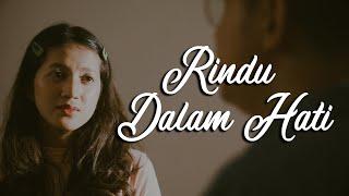 Gambar cover Arsy Widianto, Brisia Jodie - Rindu Dalam Hati (idhuy,vhiendy cover + Lirik)