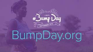 Celebrate #BumpDay Wednesday September 13, 2017