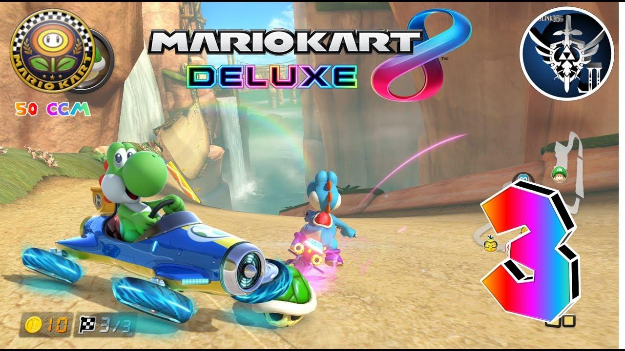 Lets Play Mario Kart 8 Deluxe 3 German Ultra Drift Turbo Youtube