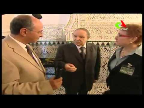 Algerie Le president Bouteflika cherche la culture de son peuple au Maroc
