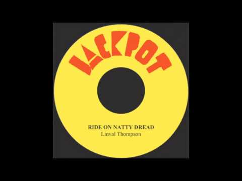 Ride On Natty Dread - Linval Thompson