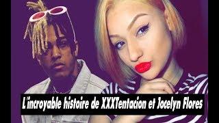 L'incroyable histoire entre XXXTentacion et Jocelyn Flores